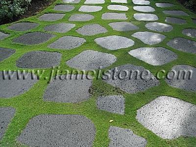 lava stone pavers