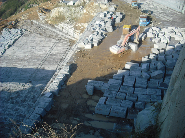 g654 granite quarry