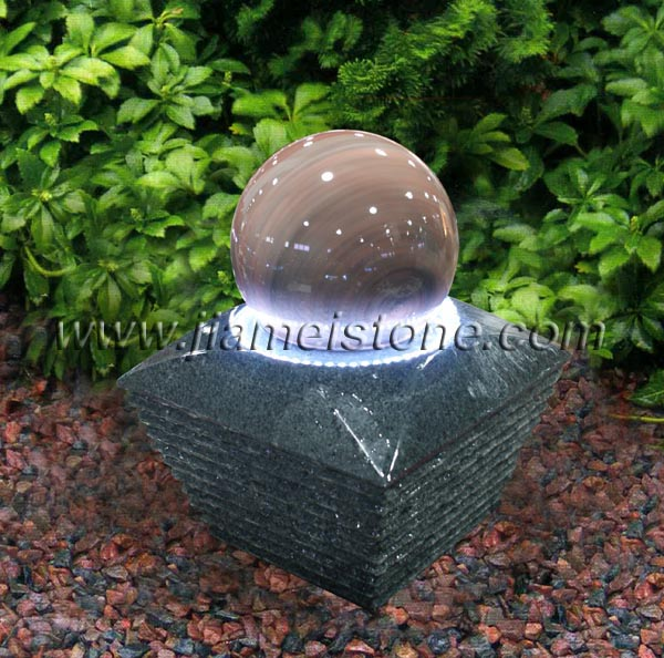 g654 granite water features