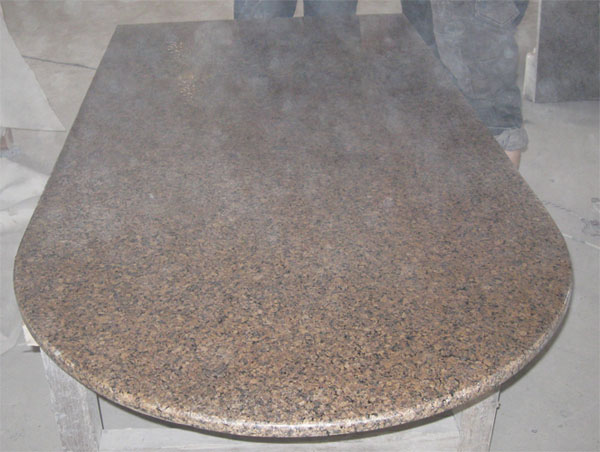Antico Brown granite countertop