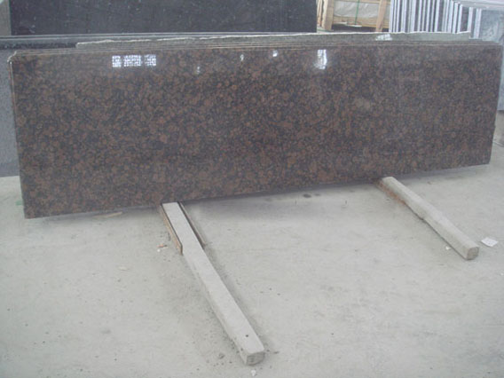 Carmen Red granite countertop