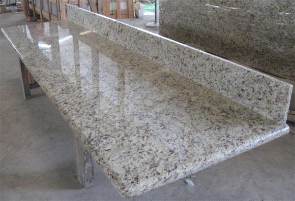 Giallo Ornamental Granite Kitchen Countertop Bathroom