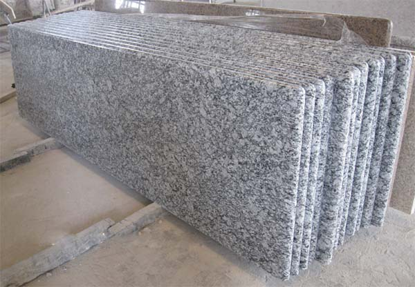 surf white granite countertops