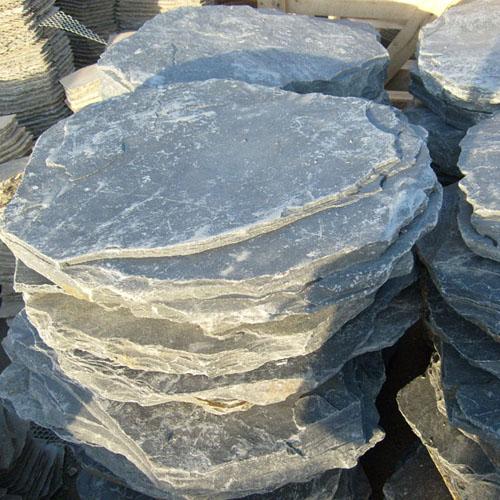 Slate Stepping Stone Quartzite Round Pavers Sandstone