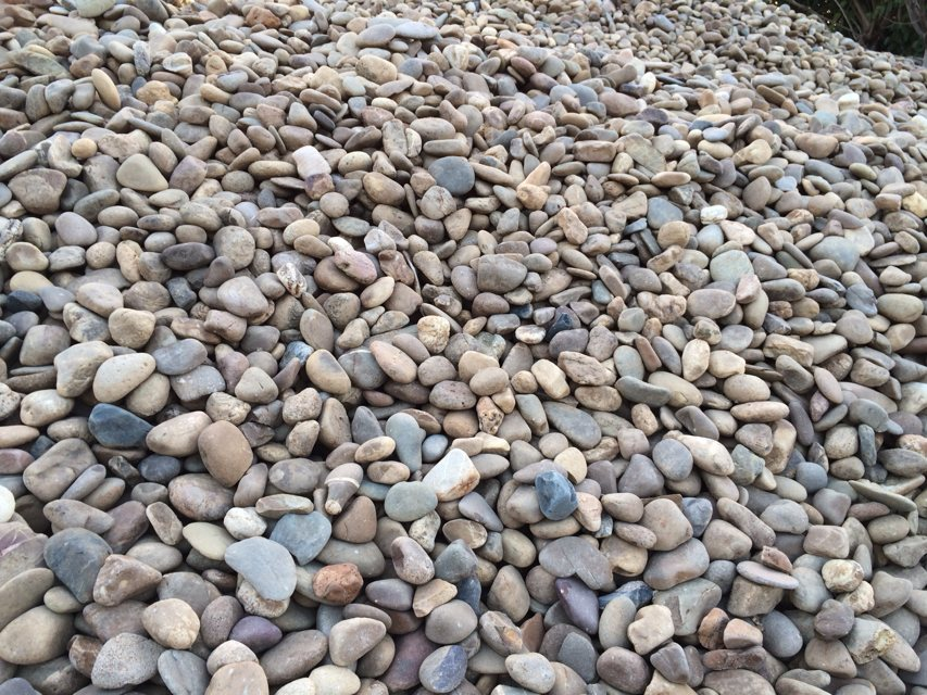 how to draw pebbles and boulders