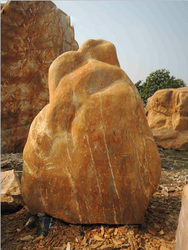 Large Landscape Boulders Garden Rocks Engraving Boulders
