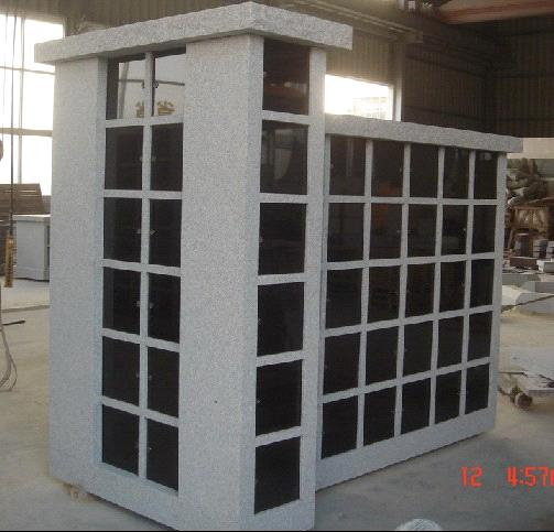 granite columbarium