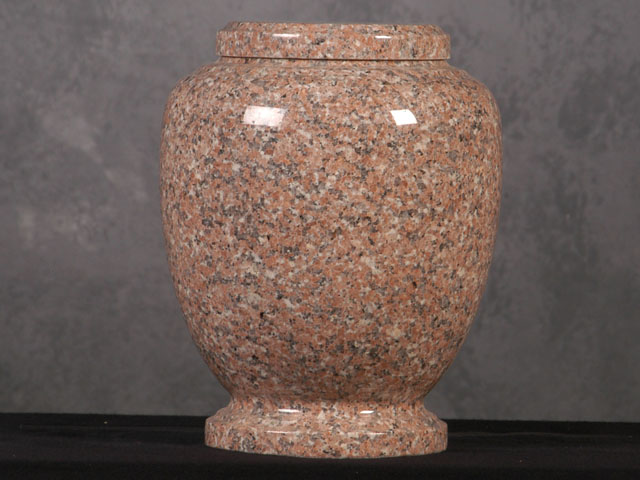 granite and marble urns