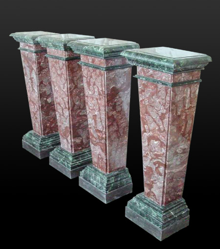 Decorative Pillars Columns