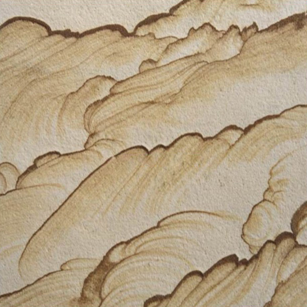 wood sandstone, crazy wood sandstone