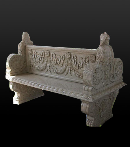 marble bench