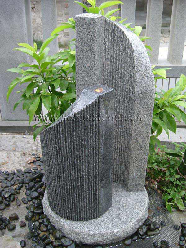 Water Feature 84001 · Stone Water Feature
